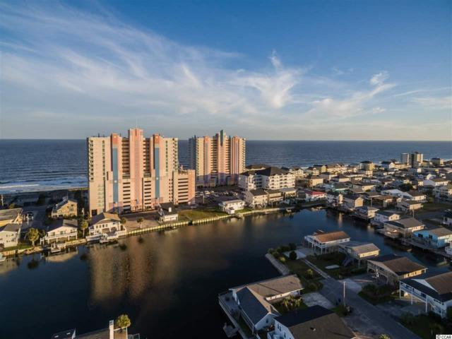 3500 N Ocean Blvd. #808, North Myrtle Beach, SC 29582 (MLS #1911321) :: The Hoffman Group