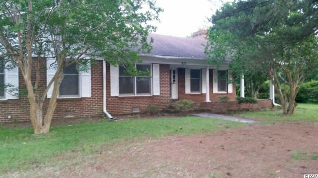 932 E Main St., Bennettsville, SC 29512 (MLS #1911326) :: The Hoffman Group