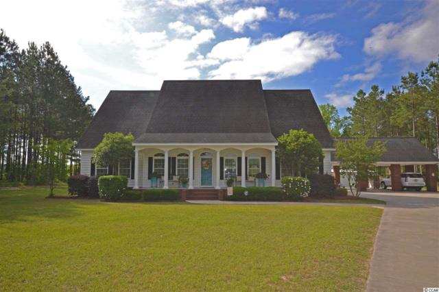 1876 Tyler Dr., Hemingway, SC 29554 (MLS #1911328) :: The Hoffman Group