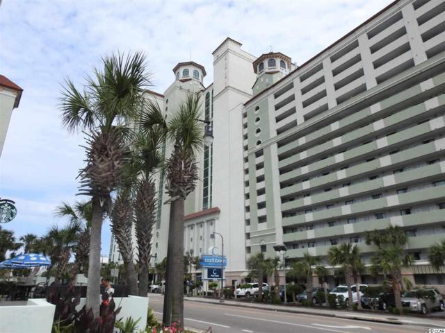 3000 N Ocean Blvd. #1107, Myrtle Beach, SC 29577 (MLS #1911352) :: The Hoffman Group