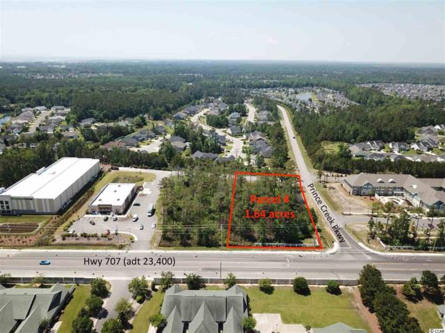 TBD Highway 707, Myrtle Beach, SC 29588 (MLS #1911355) :: The Litchfield Company