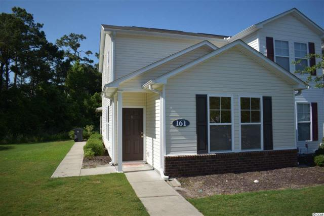 161-26 Olde Towne Way #1, Myrtle Beach, SC 29588 (MLS #1911364) :: The Trembley Group