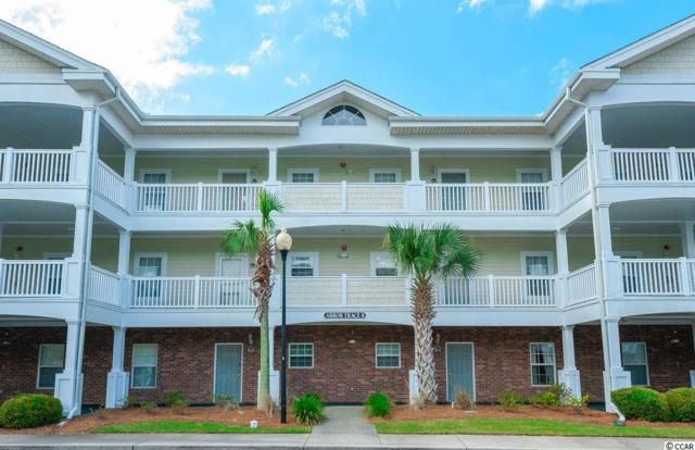 6015 Catalina Dr. #822, North Myrtle Beach, SC 29582 (MLS #1911368) :: The Hoffman Group