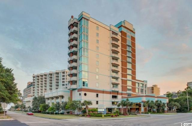215 77th Ave. N #818, Myrtle Beach, SC 29572 (MLS #1911379) :: The Hoffman Group