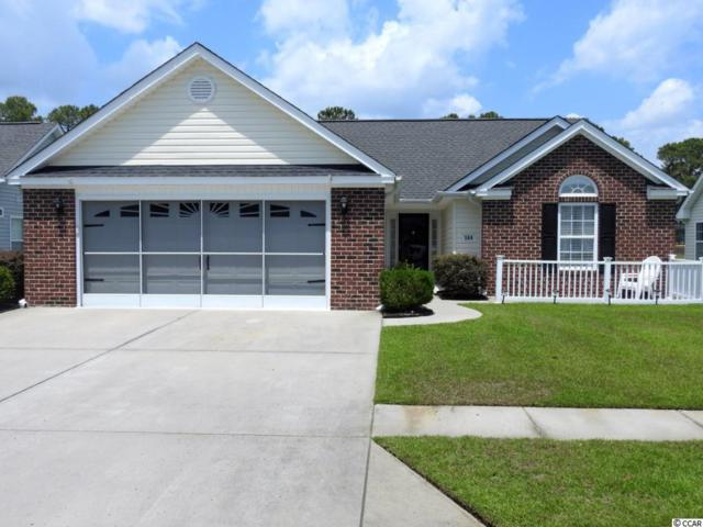 164 Somerworth Circle, Surfside Beach, SC 29575 (MLS #1911418) :: The Greg Sisson Team with RE/MAX First Choice