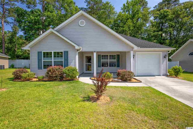260 Upper Saddle Circle, Conway, SC 29526 (MLS #1911478) :: The Hoffman Group