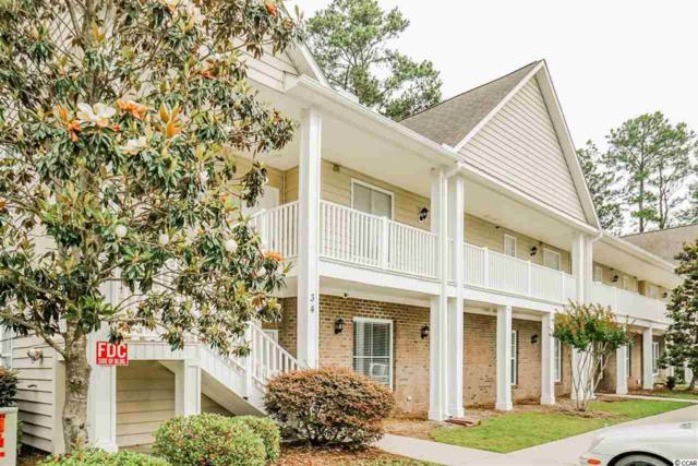 34 Turning Stone Blvd. #1, Murrells Inlet, SC 29576 (MLS #1911491) :: United Real Estate Myrtle Beach