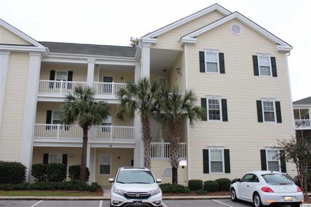 601 Hillside Dr. N #3835, North Myrtle Beach, SC 29582 (MLS #1911495) :: The Greg Sisson Team with RE/MAX First Choice