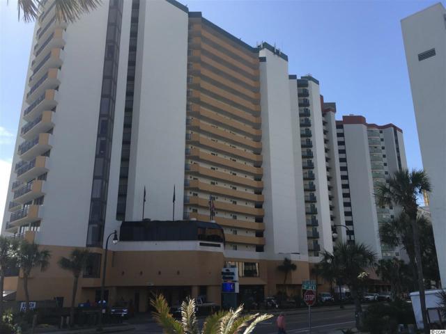 2710 N Ocean Blvd. N Unit 1608, Myrtle Beach, SC 29577 (MLS #1911517) :: The Hoffman Group