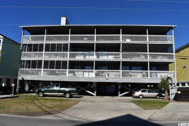 612 N Ocean Blvd. N #302, Surfside Beach, SC 29575 (MLS #1911537) :: Hawkeye Realty