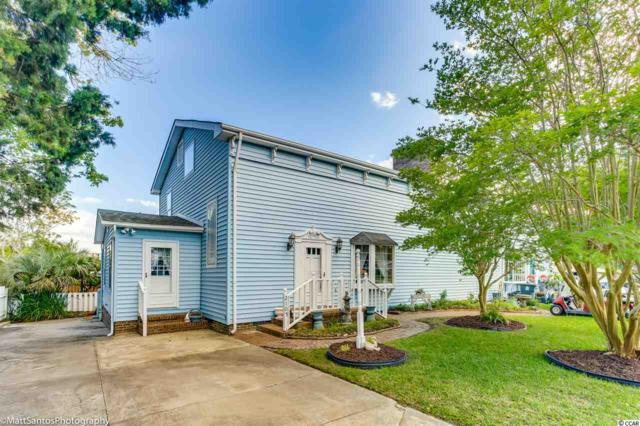 2105 Hillside Dr. S, North Myrtle Beach, SC 29582 (MLS #1911549) :: The Greg Sisson Team with RE/MAX First Choice