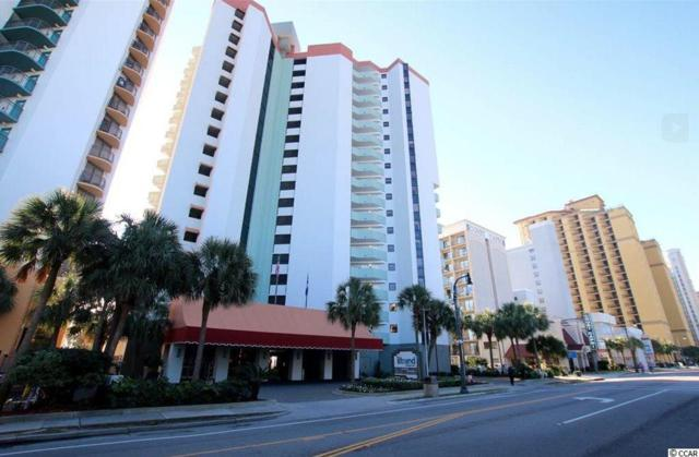 2701 N Ocean Blvd. #460, Myrtle Beach, SC 29577 (MLS #1911563) :: The Hoffman Group