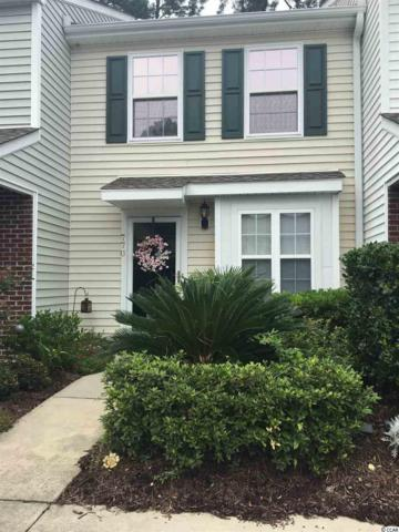 770 Aspen Dr. #770, Myrtle Beach, SC 29577 (MLS #1911581) :: The Litchfield Company