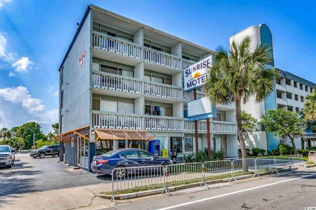 2303 North Ocean Blvd., Myrtle Beach, SC 29577 (MLS #1911589) :: The Greg Sisson Team with RE/MAX First Choice