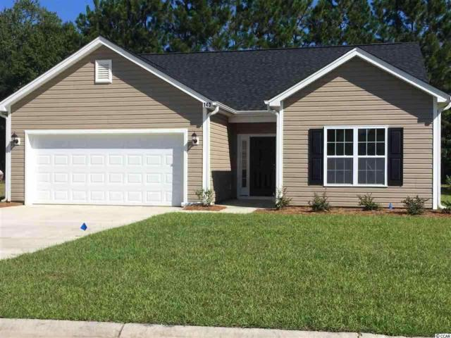 lot 21 Sebring Ln., Myrtle Beach, SC 29588 (MLS #1911595) :: The Litchfield Company