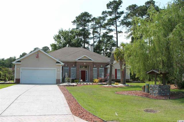 604 Barcreek Ct., Myrtle Beach, SC 29579 (MLS #1911600) :: The Greg Sisson Team with RE/MAX First Choice