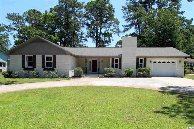 1415 Gibson Ave., Myrtle Beach, SC 29575 (MLS #1911621) :: The Litchfield Company