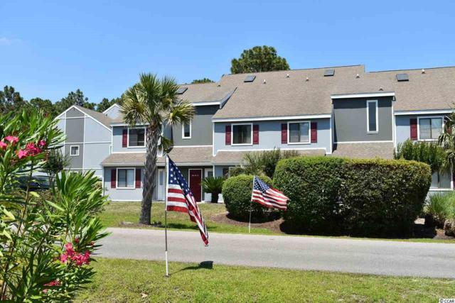 1850 Colony Dr. 2-O, Surfside Beach, SC 29575 (MLS #1911641) :: The Hoffman Group