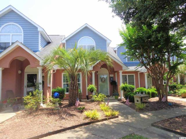 4505 Lightkeepers Way 24C, Little River, SC 29566 (MLS #1911643) :: James W. Smith Real Estate Co.