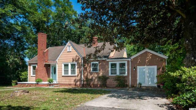 1707 Oak St., Georgetown, SC 29440 (MLS #1911671) :: The Greg Sisson Team with RE/MAX First Choice