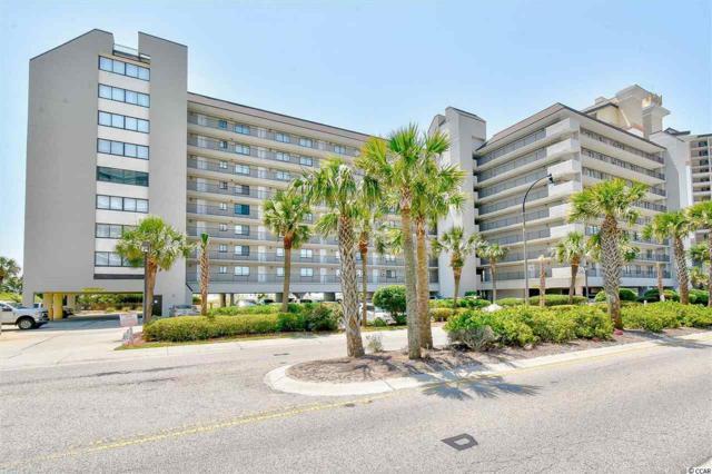 4719 S Ocean Blvd. #705, North Myrtle Beach, SC 29582 (MLS #1911735) :: The Litchfield Company