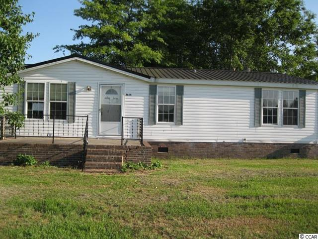 1634 Hewitt Rd., Loris, SC 29569 (MLS #1911765) :: The Hoffman Group