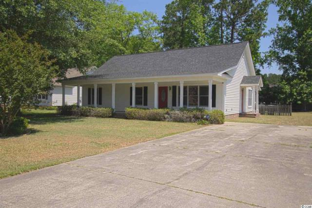 324 Jasmine Dr., Conway, SC 29527 (MLS #1911775) :: The Hoffman Group