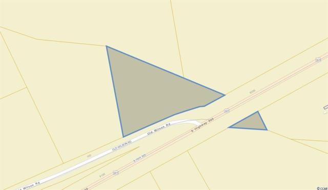 TBD Old Wilson Rd., Longs, SC 29568 (MLS #1911787) :: The Hoffman Group