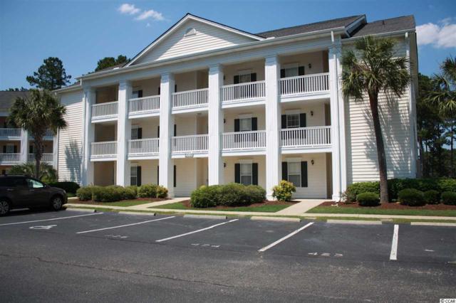 4980 Windsor Green Way #203, Myrtle Beach, SC 29579 (MLS #1911836) :: The Litchfield Company
