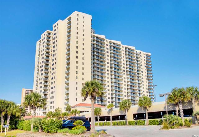 8560 Queensway Blvd. #1406, Myrtle Beach, SC 29572 (MLS #1911844) :: The Hoffman Group