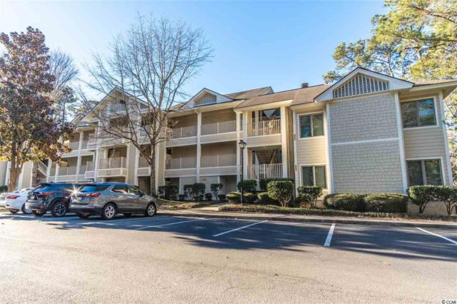 1550 Spinnaker Dr. #3113, North Myrtle Beach, SC 29582 (MLS #1911886) :: The Litchfield Company