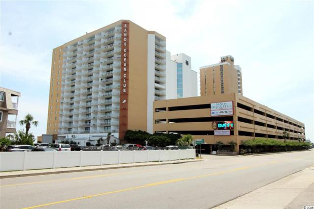 9550 Shore Dr. #1430, Myrtle Beach, SC 29572 (MLS #1911890) :: Garden City Realty, Inc.