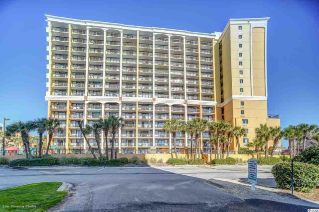 6900 N Ocean Blvd. #1011, Myrtle Beach, SC 29572 (MLS #1911895) :: The Litchfield Company
