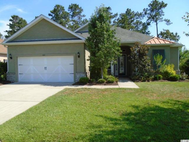 402 Valhalla Ln., Murrells Inlet, SC 29576 (MLS #1911908) :: The Trembley Group