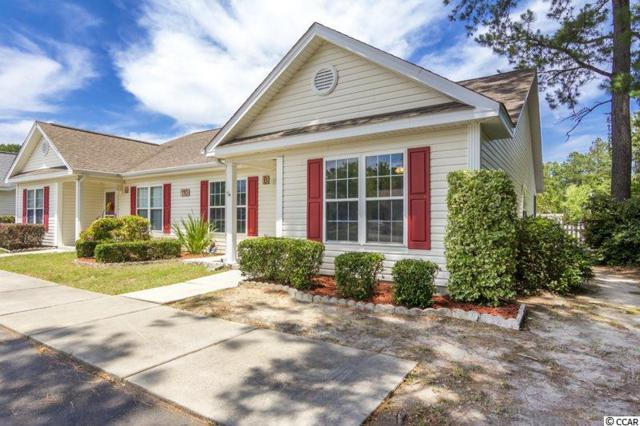 110 Country Manor Dr. B, Conway, SC 29526 (MLS #1911915) :: James W. Smith Real Estate Co.