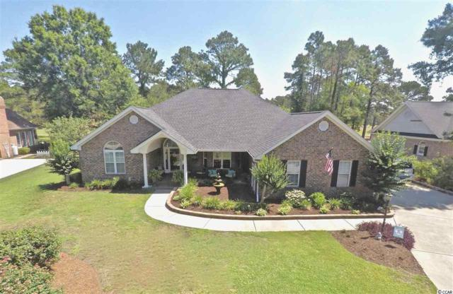 8223 Timber Ridge Rd., Conway, SC 29526 (MLS #1911922) :: The Litchfield Company