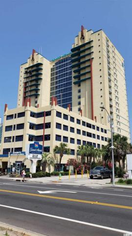 2007 S Ocean Blvd. #1101, Myrtle Beach, SC 29577 (MLS #1911952) :: The Hoffman Group
