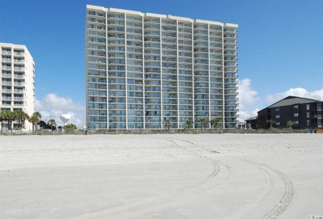 102 N Ocean Blvd. #1707, North Myrtle Beach, SC 29582 (MLS #1911954) :: Jerry Pinkas Real Estate Experts, Inc