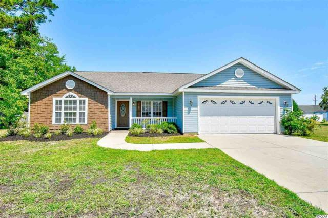 1508 Odiham Pl., Conway, SC 29527 (MLS #1911965) :: The Litchfield Company