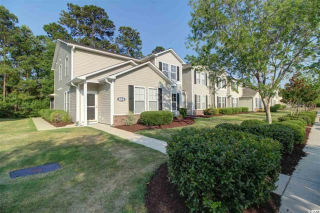 104 Olde Town Way #1, Myrtle Beach, SC 29588 (MLS #1912035) :: Keller Williams Realty Myrtle Beach