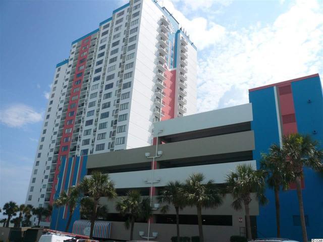 1605 S Ocean Blvd. #1812, Myrtle Beach, SC 29577 (MLS #1912072) :: Jerry Pinkas Real Estate Experts, Inc