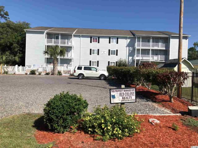 712 S Dogwood Dr. #304, Surfside Beach, SC 29575 (MLS #1912098) :: The Litchfield Company
