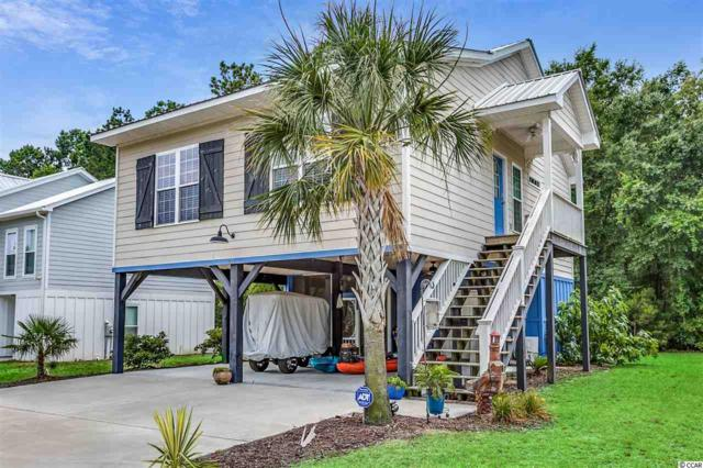 186 Crane Dr., Pawleys Island, SC 29585 (MLS #1912108) :: The Litchfield Company