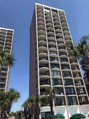2500 North Ocean Blvd. #202, Myrtle Beach, SC 29577 (MLS #1912109) :: The Lachicotte Company