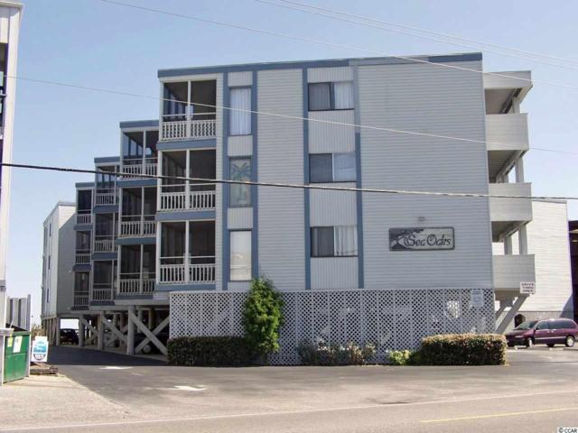 814 N Waccamaw Dr. #207, Garden City Beach, SC 29576 (MLS #1912119) :: The Lachicotte Company