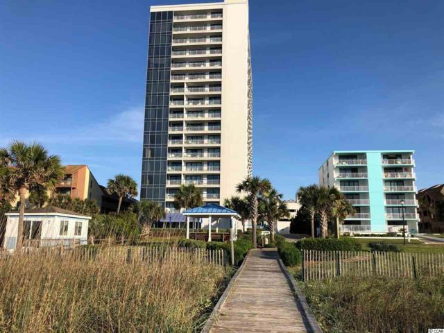 5511 N Ocean Blvd. #805, Myrtle Beach, SC 29577 (MLS #1912123) :: Hawkeye Realty