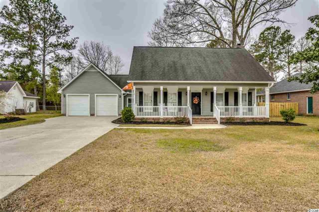 321 Jasmine Dr., Conway, SC 29527 (MLS #1912176) :: The Hoffman Group