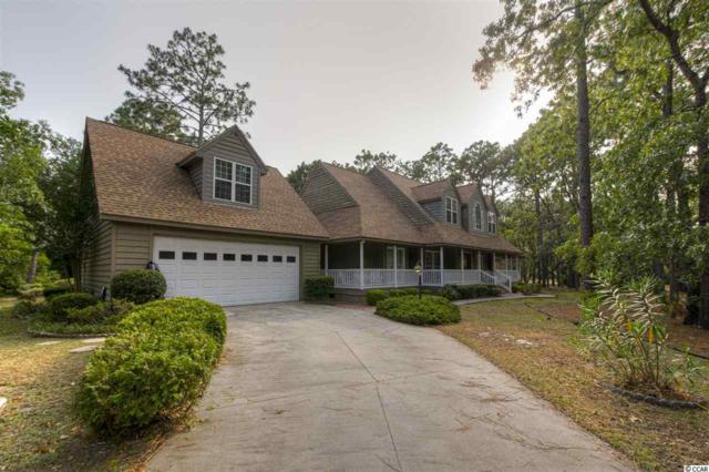 34 Old Evergreen Ln., Pawleys Island, SC 29585 (MLS #1912295) :: The Litchfield Company