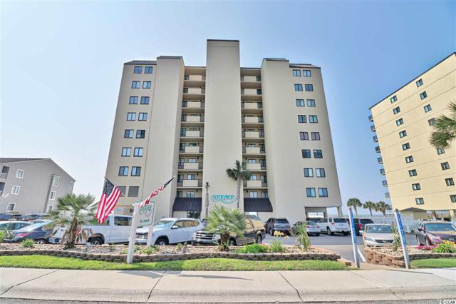 3513 S Ocean Blvd. #802, North Myrtle Beach, SC 29582 (MLS #1912308) :: Hawkeye Realty