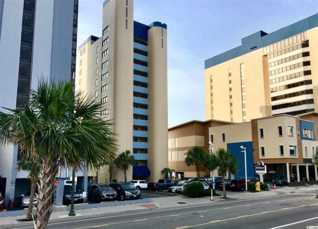 2106 N Ocean Blvd. #912, Myrtle Beach, SC 29577 (MLS #1912330) :: Jerry Pinkas Real Estate Experts, Inc
